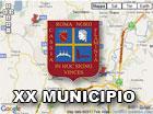 Mappa Uffici Anagrafici XX Municipio