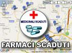 Mappa Raccolta Farmaci scaduti XX Municipio