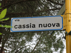 V. Cassia Nuova