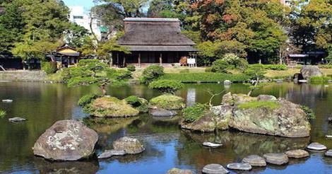 Dove la cultura giapponese di casa a roma for Laghetto per tartarughe usato