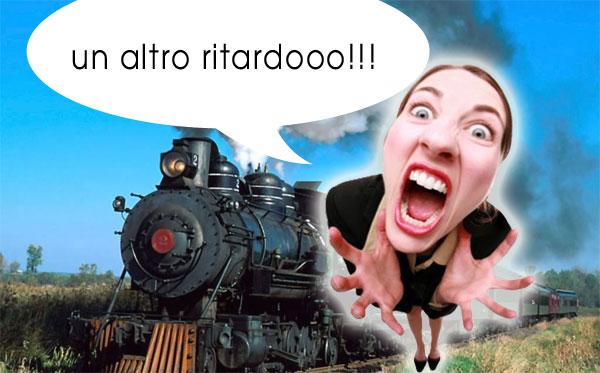 ferrovia roma nord ritardi