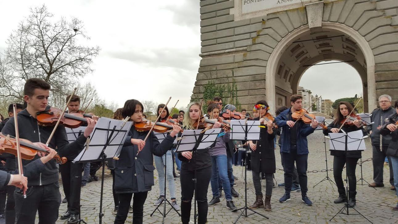 concerto licei musicali a Ponte Milvio 3