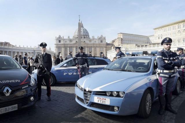 Trump: a Roma 3 cerchi di sicurezza