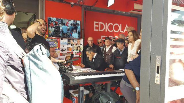 Fiorello, Edicola Fiore torna a ottobre: