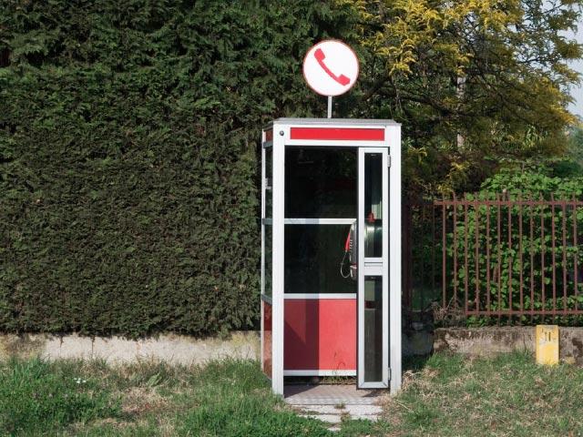 cassia, al telefono c'è l'assassino - vignaclarablog.it - Cabina Telefonica