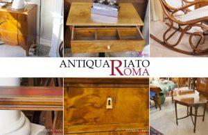 Mobili Antiquariato Roma
