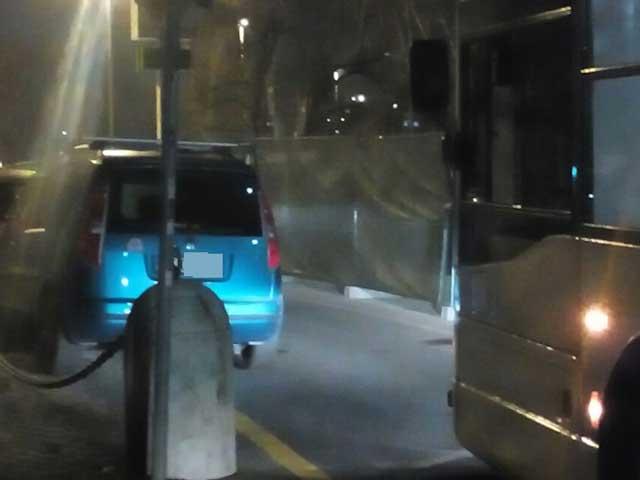 caos bus 1a