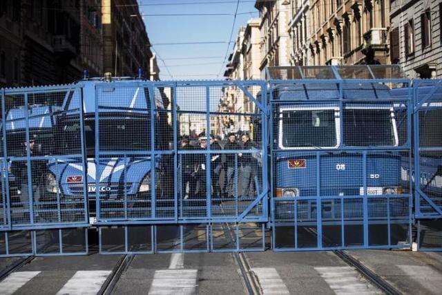 Trattati di Roma: definito il piano sicurezza in vista del 25 marzo