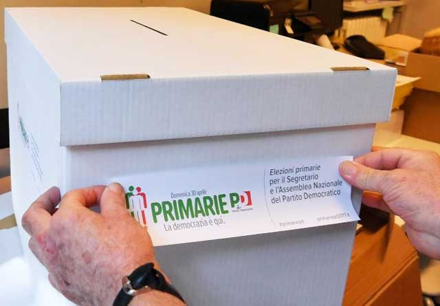 Pd:Primarie,a Nardò decisa sospensione voto per irregolarità