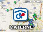Mappa Scuole materne XX Municipio