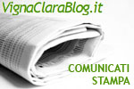 Comunicati Stampa - VignaClaraBlog.it