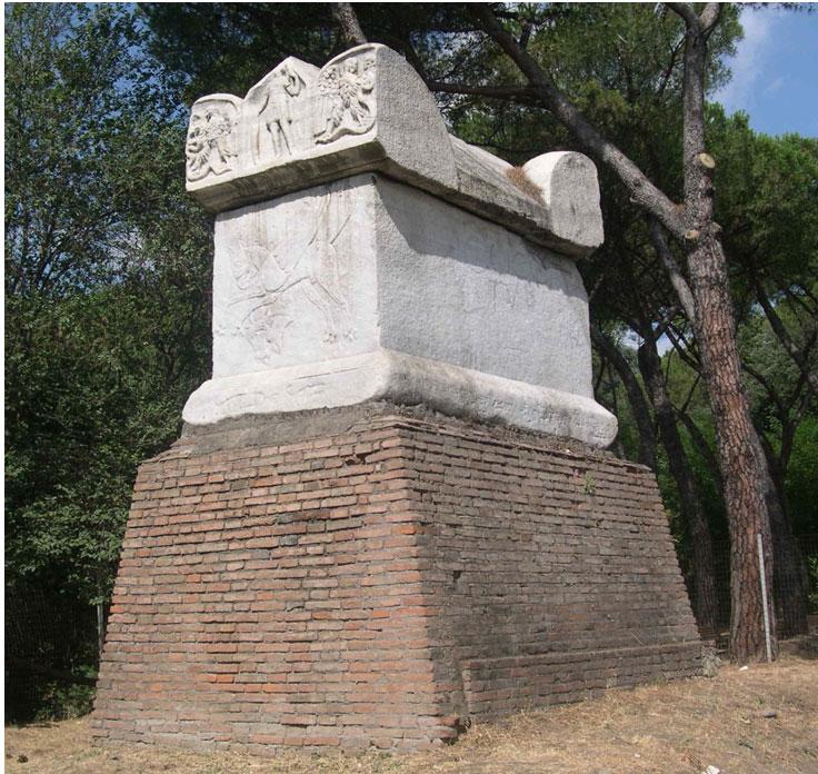 Tomba di Vibio Mariano Oggi