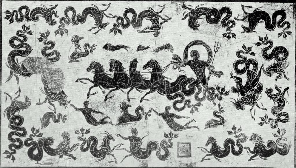 Terme di Nettuno Ostia  Antica