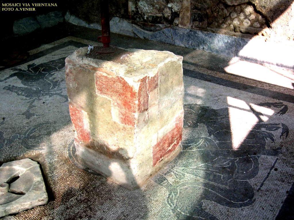 Mosaici via veientana