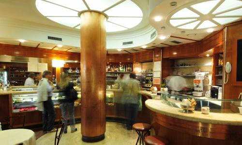 Caffe Fleming - Sala Interna Buffet Lunch