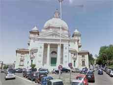 Una chiesa Famosa - Ponte Milvio