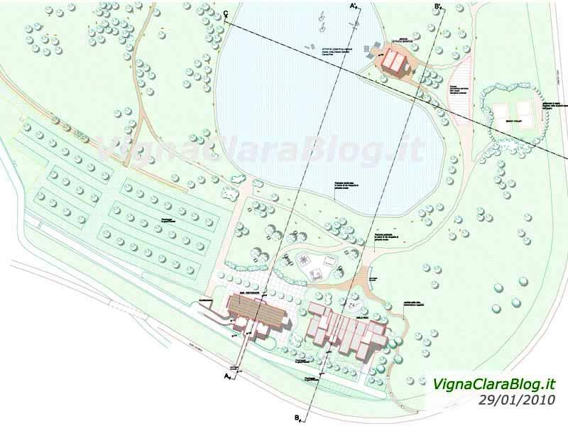 Progetto parco di Tor di Quinto
