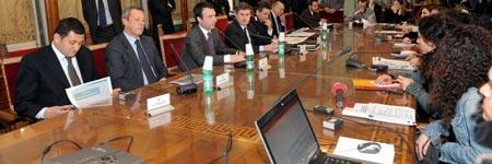 conferenza stampa 11 genn.2010