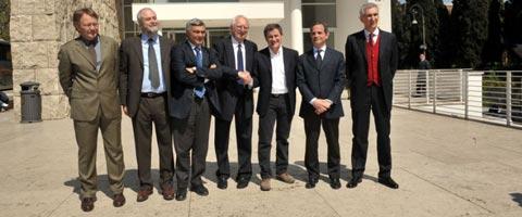 foto tratta dal blog ufficiale di Gianni Alemanno