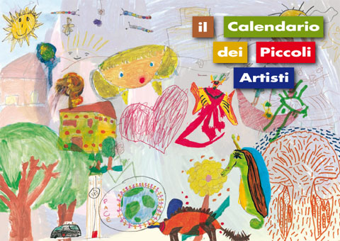 Calendario Piccoli Artisti