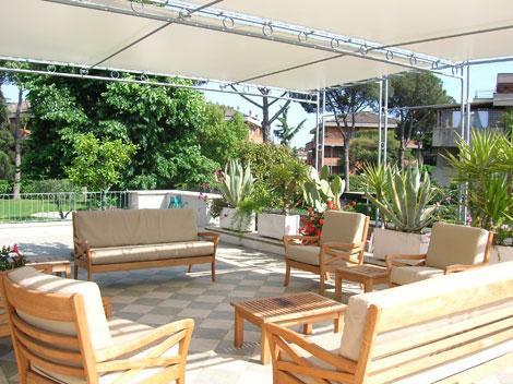 Relais La Canfora - La terrazza
