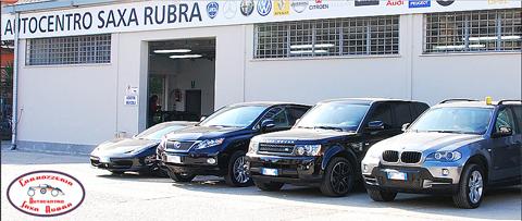 Carrozzeria Autocentro Saxa Rubra