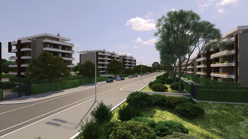 Parco di San Nicola Appartamenti