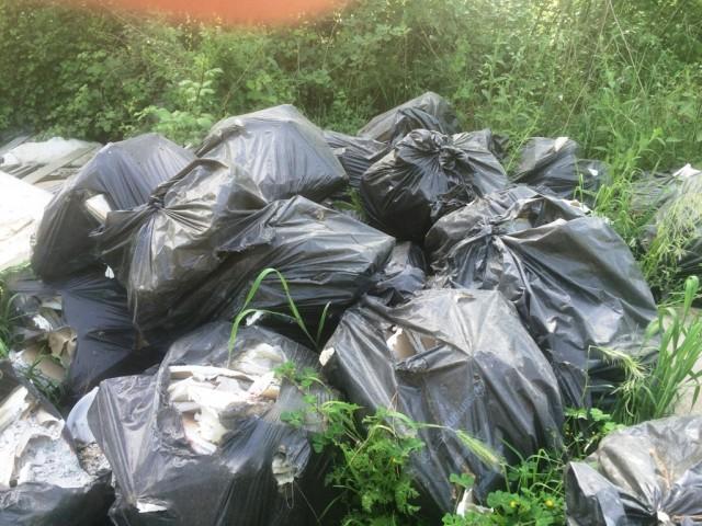 sacchi rifiuti