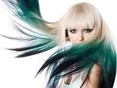 Lo stile ed i colori delle extensions per capelli