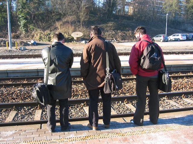 ferrovia roma nord pendolari