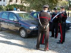 Carabinieri prima porta