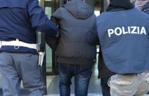 polizia arresto pusher