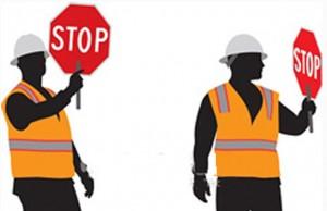 stop lavori via del foro italico