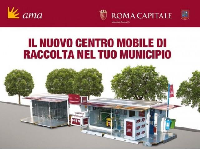Centro mobile AMA