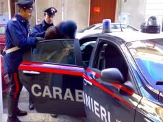 controlli carabinieri arresto