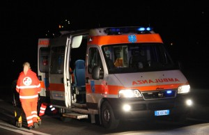 ambulanza ragazza