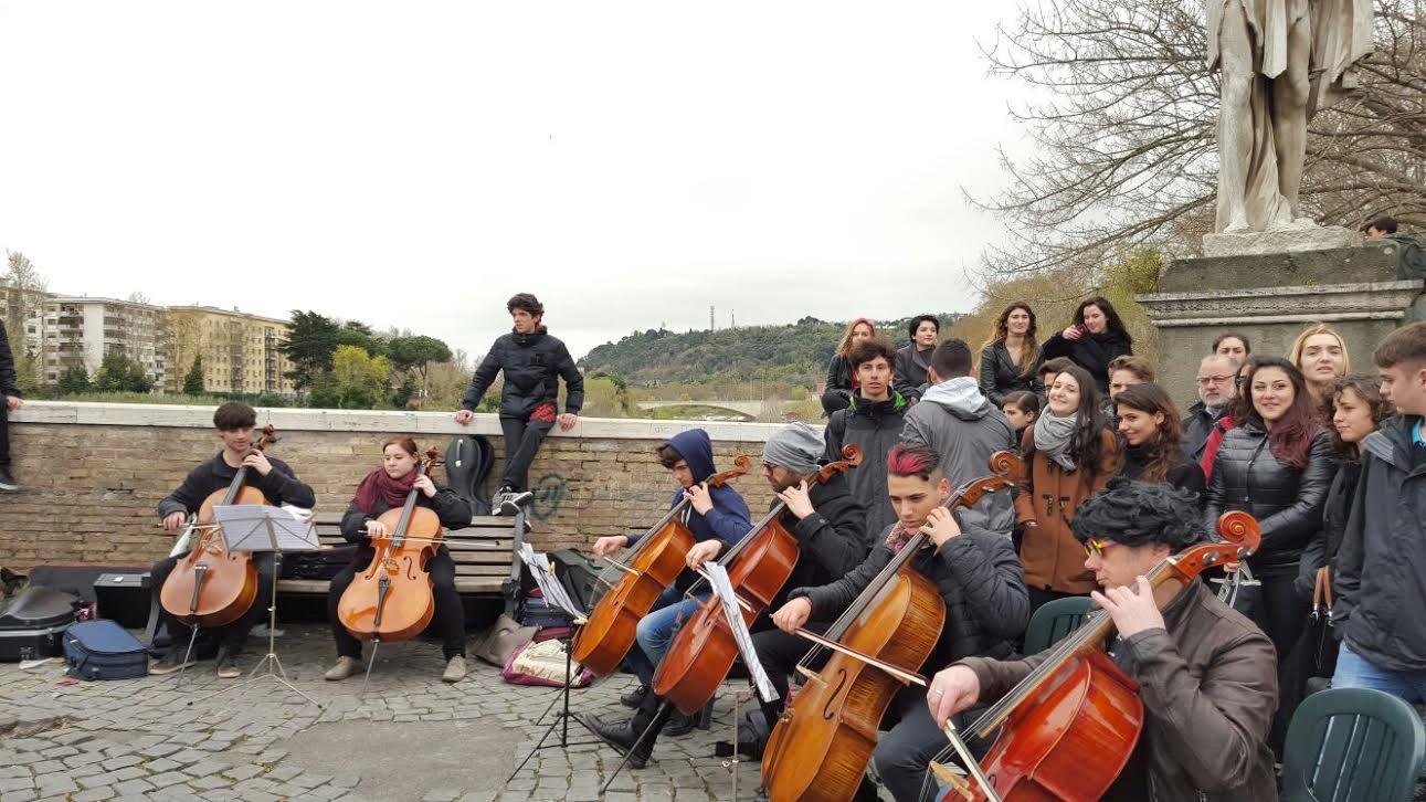 concerto licei musicali a Ponte Milvio 4