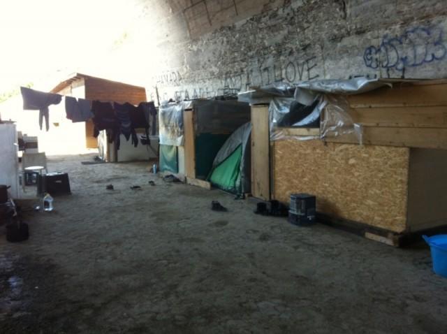 favela ponte flaminio