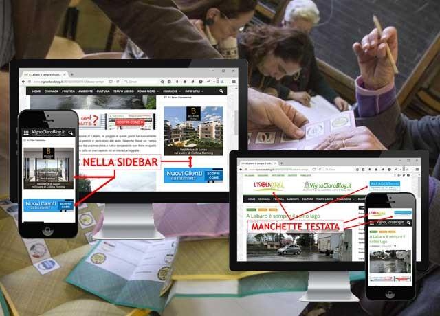 Pubblicità Elettorale VignaClaraBlog.it