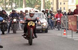 gara motociclistica