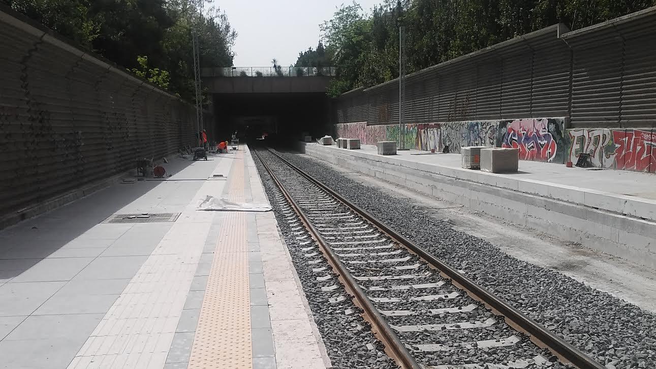 stazione vigna clara lavori 3