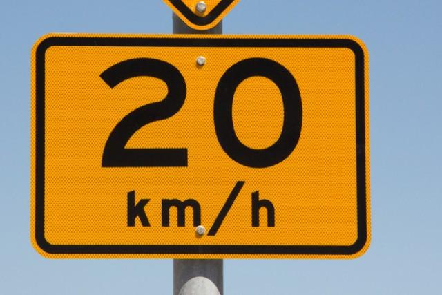 20km-h