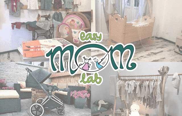 Easy Mom Lab Abbigliamento bambini Vigna Clara