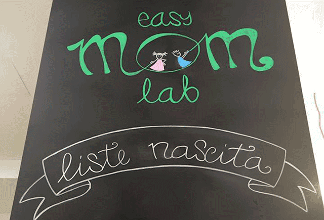 Lavagna Easy Mom Lab