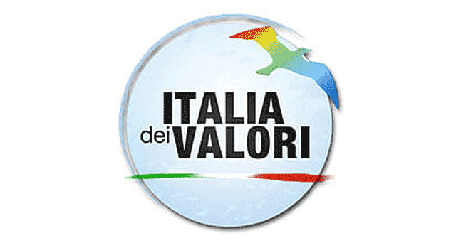 Lista Italia dei Valori per Giachetti Sindaco