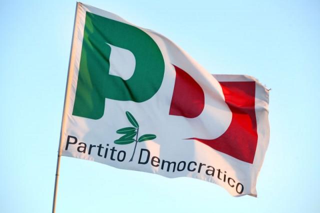 PD partito democratico bandiera