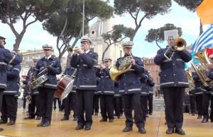 banda polizia municipale