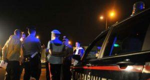 carabinieri notte olgiata
