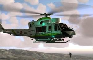 elicottero GdF