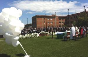 funerali vittorio trombetti